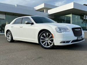2015 Chrysler 300 LX MY16 C E-Shift Luxury White 8 Speed Sports Automatic Sedan Traralgon Latrobe Valley Preview