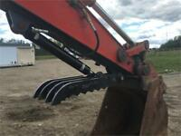 Excavator thumbs - solutions to save thousands FOR ALL MACHINES Edmonton Edmonton Area Preview