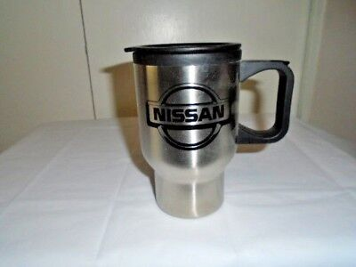 NISSAN-Stainless Steel Travel Mug+ LID-