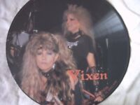 Vinyl LP Interview Picture Disc Wixen – Baktabak BAK 2159