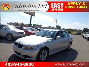2011 BMW 3 Series 328i xDrive Sunroof Bluetooth Heated Steering