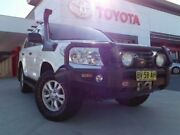 2013 Toyota Landcruiser VDJ200R MY12 GX (4x4) White 6 Speed Automatic Wagon Greenway Tuggeranong Preview