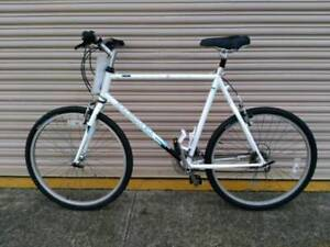 Mens Raleigh mountain bike - large Port Melbourne Port Phillip Preview