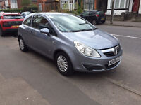 2008 Vauxhall Corsa Silver 1000 CC LOW MILEAGE*Full SERVICED*