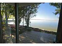 LAKEFRONT HOUSE FOR RENT OCT 01