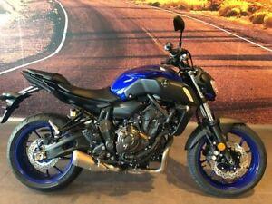 2019 Yamaha MT-07 LAMS Road Bike 655cc