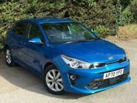 2021 Kia Rio 1.0 T GDi 48V 118 3 5dr DCT Semi Auto Hatchback Petrol Automatic
