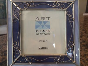 NEW - Stained Glass picture frame. Regina Regina Area image 1