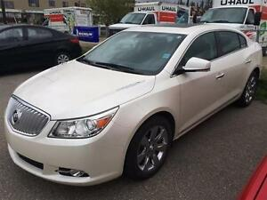 "2011 Buick LaCrosse CXL ""WOW only $158.96 Bi-Weekly"""