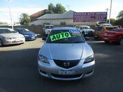2005 Mazda 3 BK Neo Silver 4 Speed Auto Activematic Sedan Waratah Newcastle Area Preview