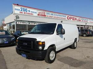 2010 Ford E-250,BACK UP CAMERA MORE VANS AVAILABLE NO ACCIDENTS