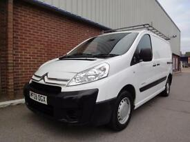 2009 CITROEN DISPATCH 1000 1.6 HDi 90 H1 Van NO VAT