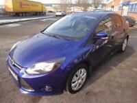 LHD 2013 Ford Focus 1.6TDCI 5 Door UK REGISTERED