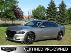 2018 Dodge Charger AWD GT Accident Free,  Navigation (GPS),  Hea