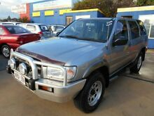 2000 Nissan Pathfinder ST (4x4) Salt Lake Silver 4 Speed Automatic 4x4 Wagon Christies Beach Morphett Vale Area Preview