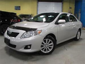 2009 Toyota Corolla CE/ ACCIDENT FREE, VERY LOW KM