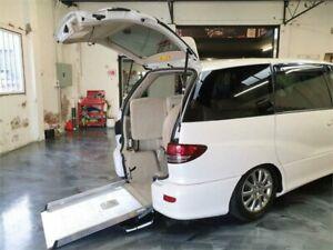 2003 Toyota Estima ACR30 Aeras White Automatic Wagon Perth Perth City Area Preview