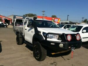 2018 TOYOTA HILUX SR MANUAL 4X4 NEW CONDITIONS LOW KMS ONLY ARB BULL BAR ALLOY TRAY TOOL BOXES  NEW  Lansvale Liverpool Area Preview