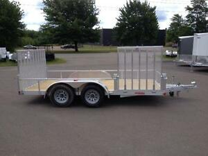 "New 2016 High Country 80"" x 14' Aluminum Trailer"