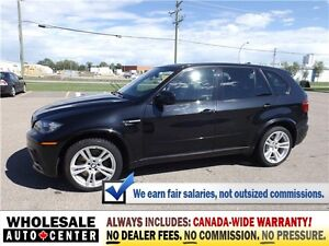 2012 BMW X5 M -- over 550HP! Low KMS REDUCED