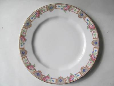 "Edwin Knowles Plaza Bread & Butter 6"" Plate Semi Vitreous China Circa 1925 USA"