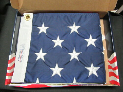 United States Flag, All -Weather Nylon, 3 by 5 feet     EB25