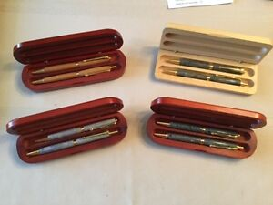 Hand turned Pen and Pencil Sets Kitchener / Waterloo Kitchener Area image 1