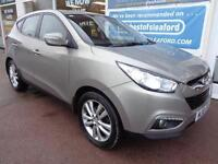 2010 Hyundai ix35 2.0CRDi 16v AWD Style F/S/H Low miles Finance Available