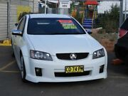 2009 Holden Ute VE MY10 SV6 White 6 Speed Manual Utility Colyton Penrith Area Preview