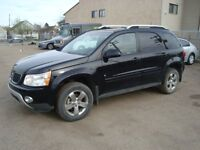 2008 Pontiac Torrent 4x4...NO GST & 1 YEAR WARRANTY