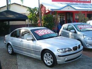 2004 BMW 320i E46 MY2004 Executive Steptronic Silver 5 Speed Sports Automatic Sedan Minyama Maroochydore Area Preview