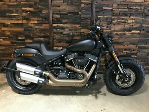 2019 Harley-Davidson FXFBS Fat Bob S (114) (Solid) Newstead Brisbane North East Preview