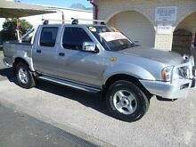 2006 Nissan Navara D22 ST-R (4x4) Silver 5 Speed Manual Dual Cab Pick-up South Nowra Nowra-Bomaderry Preview