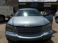 2004 Chrysler Pacifica Touring SUV, Crossover