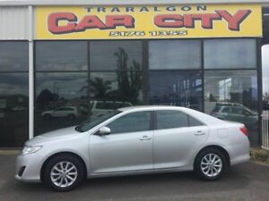 2014 Toyota Camry ASV50R Altise Silver 6 Speed Automatic Sedan Traralgon Latrobe Valley Preview