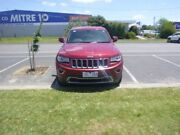 2015 Jeep Grand Cherokee WK MY15 Limited Red 8 Speed Sports Automatic Wagon Wendouree Ballarat City Preview