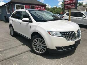 2012 Lincoln MKX AWD LEATHER NAVIGATION BACKUP CAMERA LOADED