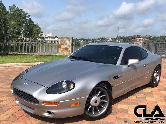 Image 1 Voiture Européenne d'occasion Aston Martin DB7 1998