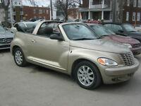 2005 Chrysler PT Cruiser Touring Cabriolet