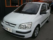 2002 Hyundai Getz TB GL 4 Speed Automatic Hatchback Enfield Port Adelaide Area Preview