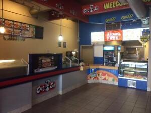 Greco Pizza/Capt Submarine Franchise available in New Minas