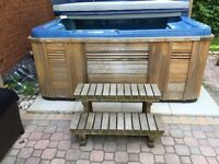 Hot Tub/Jacuzzi for Sale - $2000 or Best Offer