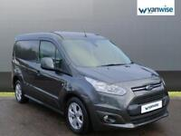 2016 Ford Transit Connect 1.5 TDCi 120ps Limited Van Diesel grey Manual