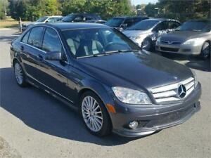 2010 Mercedes C250 4Matic (Leather)
