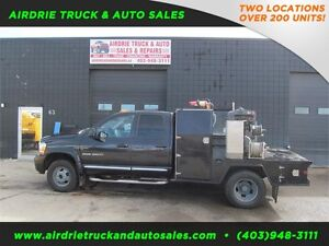 2006 Dodge Ram 3500 4x4 LINCOLN CLASSIC 300D WELDER !