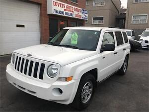 2009 Jeep Patriot North 4wd two sets tires and rims