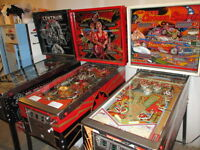 Pinball Tournament Play Today - March 25