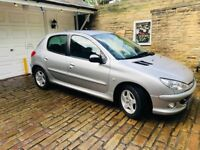 Peugoet 206 Sport for sale as moving overseas