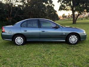 2005 Holden Commodore VZ Executive Charcoal 4 Speed Automatic Sedan Lake Illawarra Shellharbour Area Preview