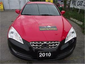 2010 Hyundai Genesis Coupe Premium*3 YRS WARRANTY INCLUDED*